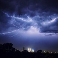 Tempestade das Bruxas