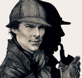 Deixe a investigação para o Sherlock!