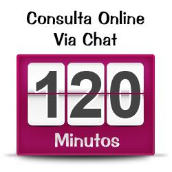 Consulta Online 120 Minutos