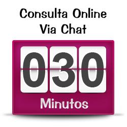Consulta Online 30 Minutos