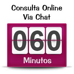 Consulta Online - 60 Minutos
