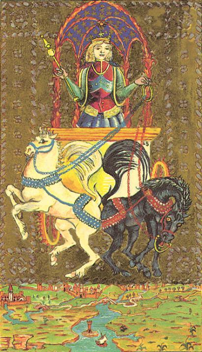 (Medieval) Scapini Tarot