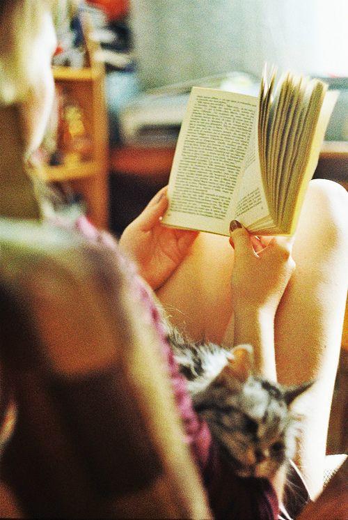 Existem muitos livros bons que nos ajudam a pensar e a encontrar nosso caminho novamente. Imagem: flickr.com