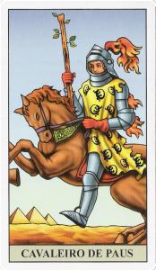 Dilma - Cavaleiro de Paus
