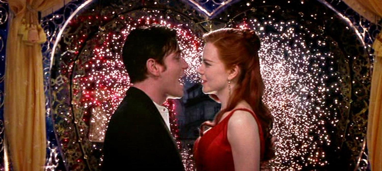 Cena de Moulin Rouge